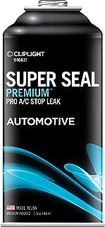 Cliplight Super Seal Premium Automotive Air Conditioning Leak Sealant