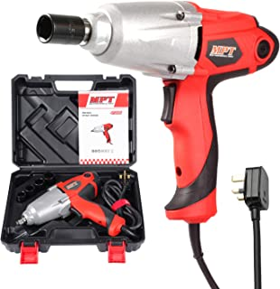 Sponsored Ad – 450W Electric Impact Wrench Driver - Electric Impact Wrench – ½ inch Square Drive-300N.M Car Tool - Forward...