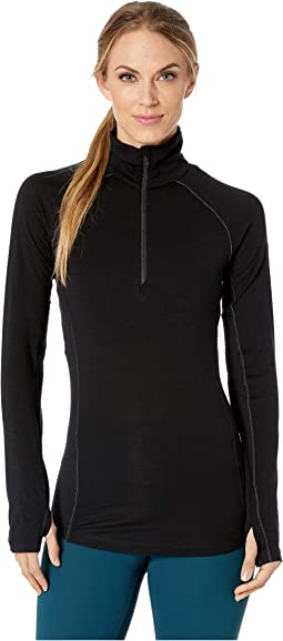 150 Zone Merino Baselayer Long Sleeve 1/2 Zip