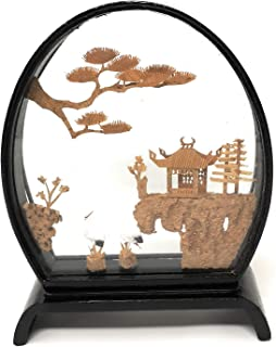 Best oriental cork art Reviews