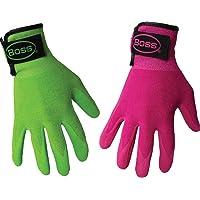Boss Women's Indoor/Outdoor String Knit Gardening Gloves