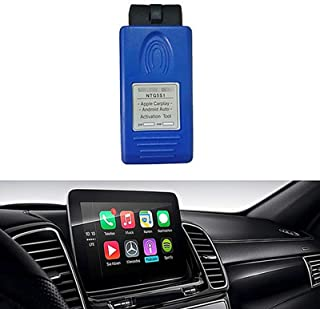 LICHIFIT Activation Tool Support for Apple Carplay for Mercedes Benz Car NTG5 S1 OBD 2