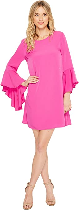 CeCe - Ashley Bell Sleeve Shift Dress