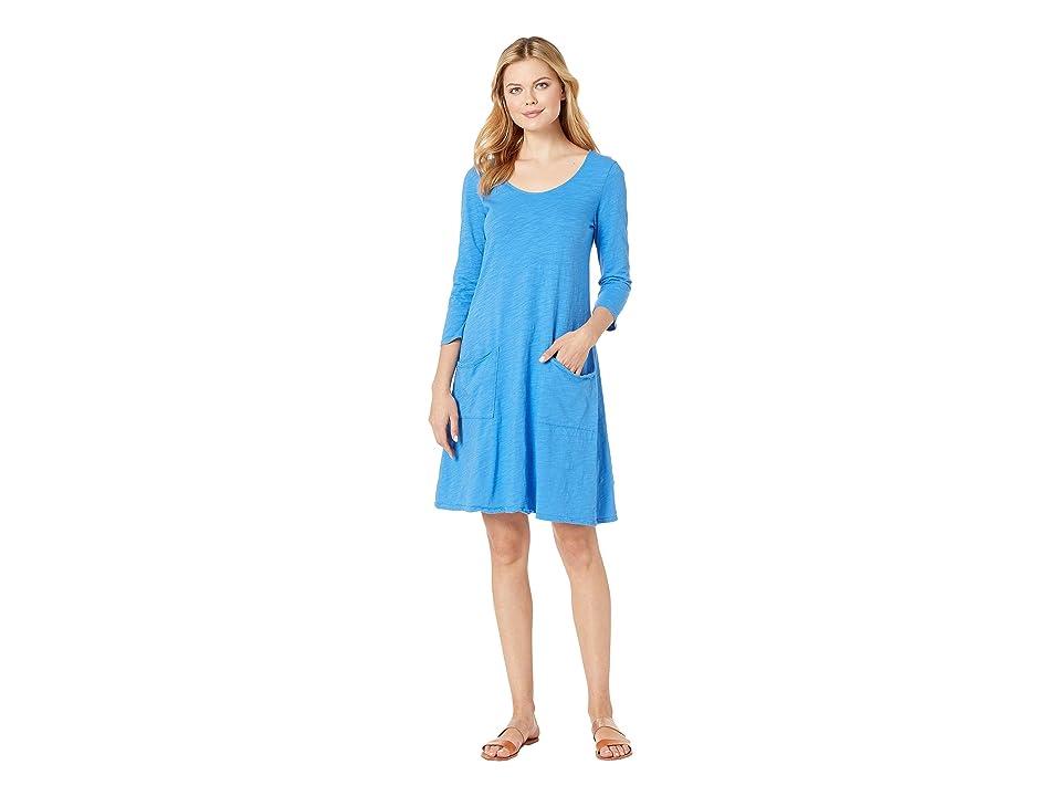Fresh Produce Dalia Dress (Atlantic Blue) Women