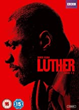 Luther Series 1-3  Luther - Series One, Two & Three  NON-USA FORMAT, PAL, Reg.2.4 United Kingdom