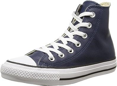 Converse Chuck Taylor All Star Hi Top Navy Blue Nighttime Shoes
