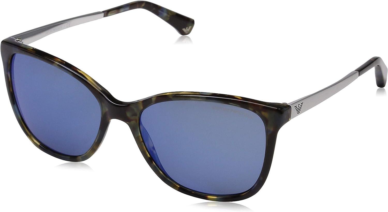 Giorgio Armani Sunglasses AR8075 502611 Havana Grey Gradient