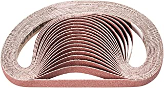 60 Length x 1-1//2 Width Ceramic Oxide Co-Cool 60 Grit Pack of 10 PFERD 49583 Benchstand Abrasive Belt