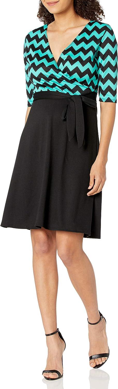 Star Vixen Topics on TV Women's Print New products world's highest quality popular Top Dress Faux-Wrap Skirt