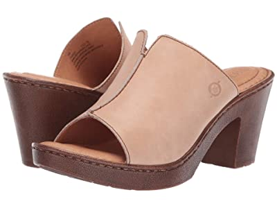 Born Wenaha (Natural Full Grain Leather) Women