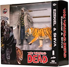 The Walking Dead: Ezekiel and Shiva 2-Pack