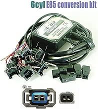 Pomiacam E85 Flex Fuel Conversion Kit 6 Cylinder Car Ethanol Alternative Fuel Converter with Cold Start Asst,Biofuel E85, Ethanol Car, Bioethanol Converter (G -NH1)