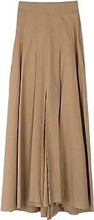 Brunello Cucinelli Luxury Fashion Womens M0F79G2784C7301 Brown Skirt | Season Outlet