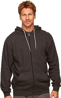 Colossem Active Men's Average Joe Full Zip Fleece Hoodie