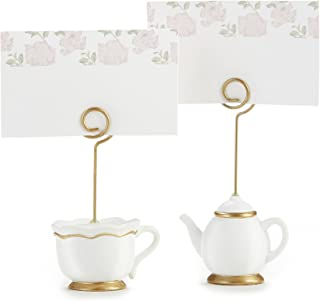 tea party place card holders