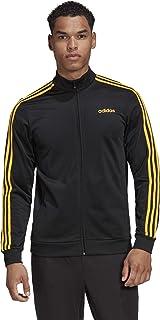Adidas Men's E 3S TT TRIC Sweatshirt, Black/White, 5XL