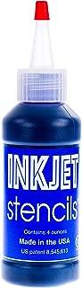 Tattoo Inkjet Stencil Ink - Revolutionary EcoTank Printer Ink - 4 Oz Bottle