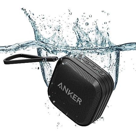 Anker Soundcore Sport 防水 Bluetooth スピーカー【IPX7 防水防塵 / 10時間連続再生 / 内蔵マイク搭載 】