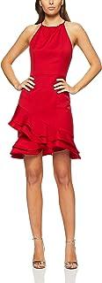 Cooper St Women's Senorita High Neck Frill Mini Dress Senorita High Neck Frill Mini Dress
