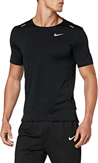 Nike Men's Dri-Fit Rise 365 Short-Sleeve Running Top