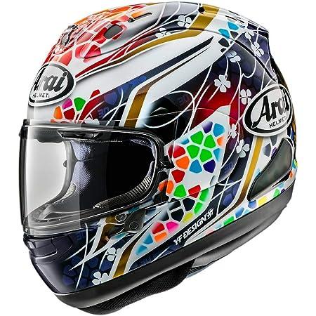 アライ(Arai) バイクヘルメット フルフェイス RX-7X NAKAGAMI GP2 59-60cm