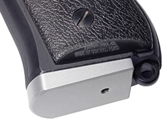 Beretta 92 96 INOX Magazine Base Plate Silver - Choose Your Design