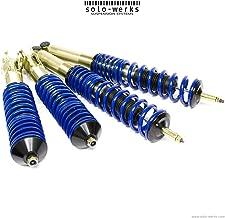 Solo Werks S1VW002 - S1 Coilover Suspension System VW Golf Jetta Passat MK2 MK3