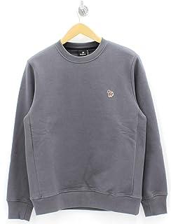 Paul Smith Men`s Crew Neck Sweatshirt - Grey