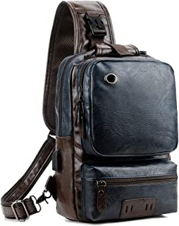 Best sling bags leather Reviews