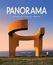 Panorama: Introduccion a la lengua Espanola, 4th Edition