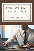 Legal Writing, All Business