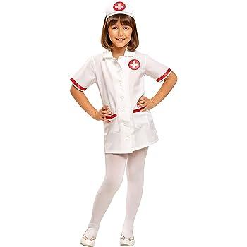 My Other Me - Disfraz de Enfermera, Talla 3-4 años (Viving ...
