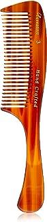 Creative Hair Brushes Handcrafed Tortoise Shell Comb C3