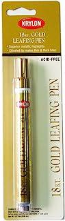 Krylon K09901A00 Leafing Pen, Gold.33 Ounce