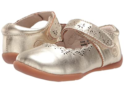 Livie & Luca Lily (Infant/Toddler) (Gold Metallic) Girl