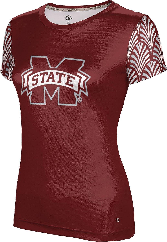 ProSphere Mississippi State University Girls' Performance T-Shirt (Deco)
