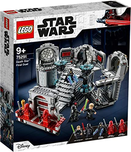 high quality LEGO Star Wars: Return of The Jedi Death Star Final Duel 75291 Building outlet sale Toy sale for Hours of Creative Fun (775 Pieces) outlet online sale
