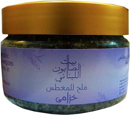 Bayt Al Saboun al Loubnani Lavender Bath Salt, 300 gm