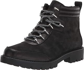 حذاء أكسفورد للنساء من CHARLES DAVID ، أسود ، 7