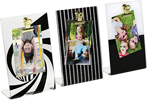 popular Polaroid Stylish Mini-Clipboard wholesale Frame Set for 2x3 discount Photoprints, Colorful outlet online sale