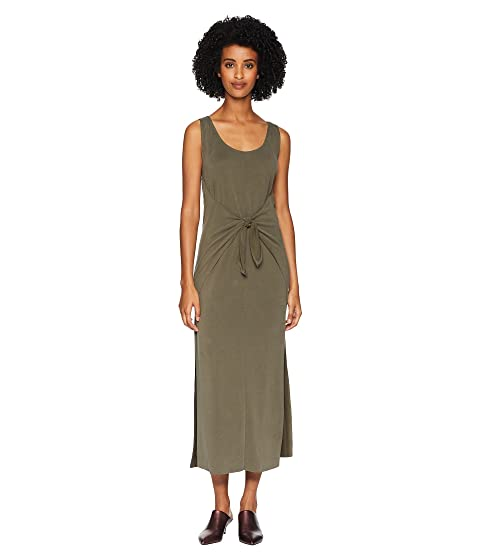 Vince Sleeveless Wrap Dress