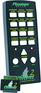Extreme Dimension Wildlife Calls - Pro Series Sound Module - Predator 2 - EDSM490 - Sound Module for Pro Series Calls - Coyote