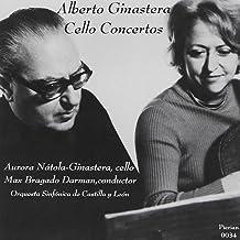 Alberto Ginastera Cello Concer