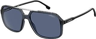 نظارات شمسية من كاريرا CA229/S مستطيلة للرجال + مجموعة نظارات مجانية