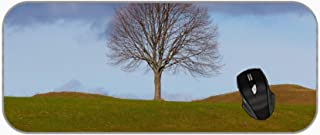 XXL Professional Large Mouse Pad Tree Individually Nature Meadow Sky Still Life Computer Game Mouse Mat