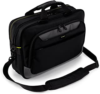 "Targus TCG460EU City Gear 15.6"" Topload Laptop Case - Black"
