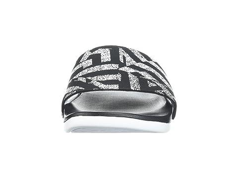 Blanco Negro Negro CF Adilette Link Adidas GR TxCz8Cq