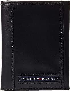 Tommy Hilfiger 31TL11X033-001 Trifold Wallet - Black