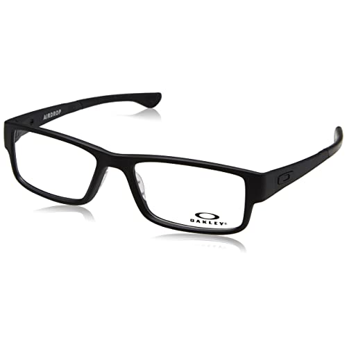 010d98aa728 Oakley Men s Eyewear Frames OX8046 57mm Black 0157