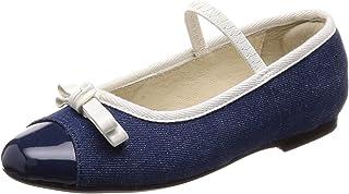 [洽洽鸟] 蝴蝶结浅口鞋 女孩 YL1481